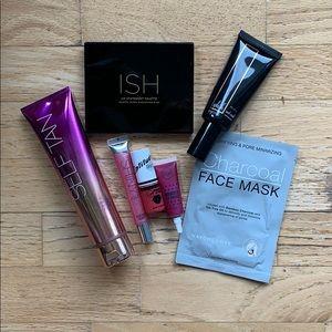 Make-up Bundle / Lip & Skin Care